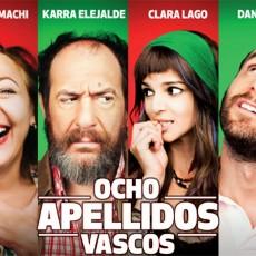 Cine - Ocho Apellidos Vascos