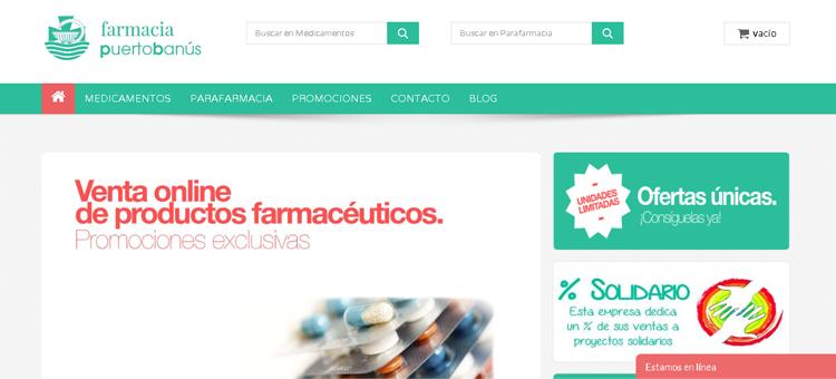 Farmacia Puerto Banús
