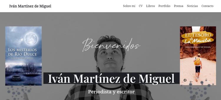 Nueva página web 2021